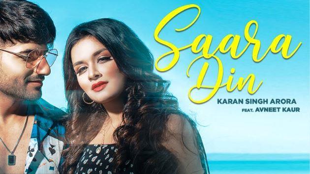 Karan Singh Arora Saara Din Lyrics | Song Download