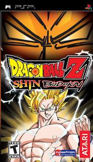 Dragon Ball Z Shin Budokai ISO