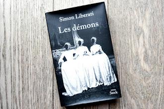 Lundi Librairie : Les démons - Simon Liberati