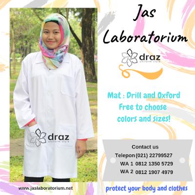 Promo Konveksi Seragam Jas Laboratorium di Depok 0812 1350 5729
