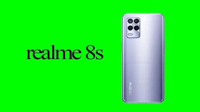 تسريبات لمواصفات هاتف  realme 8s