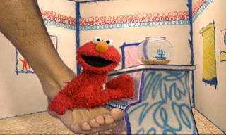Big Foot and Elmo sing The Feet Song. Sesame Street Elmo's World Feet.