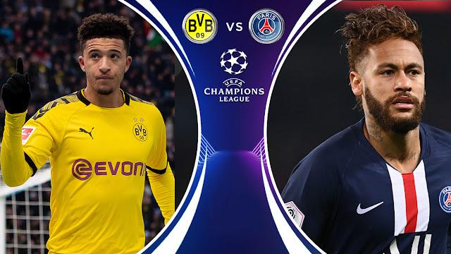 Borussia Dortmund vs PSG Prediction & Match Preview