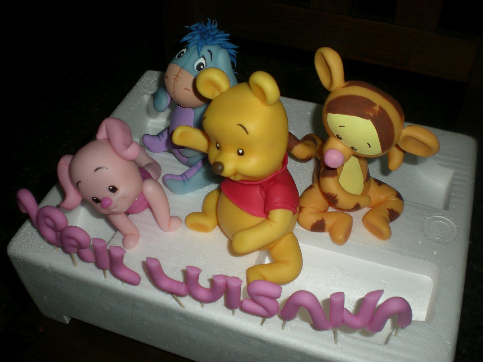 Winnie Pooh Baby Malvorlage
