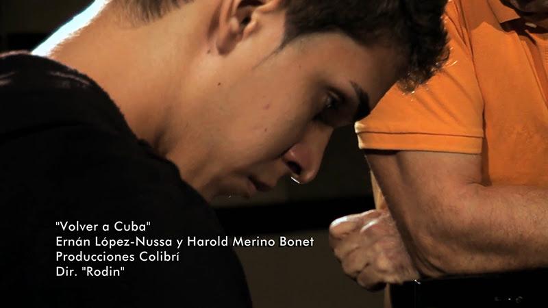 Ernán López Nussa y Harold Merino Bonet - ¨Volver a Cuba¨ - Videoclip - Dirección: Rodin - Portal Del Vídeo Clip Cubano - 02