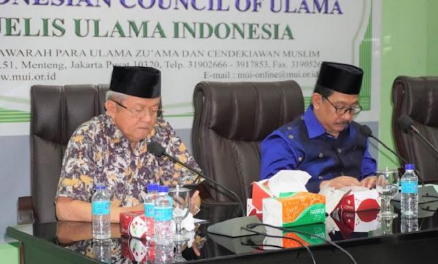 Kongres Umat Islam Ke-VII, MUI Ingin Menegaskan Arah Bangsa