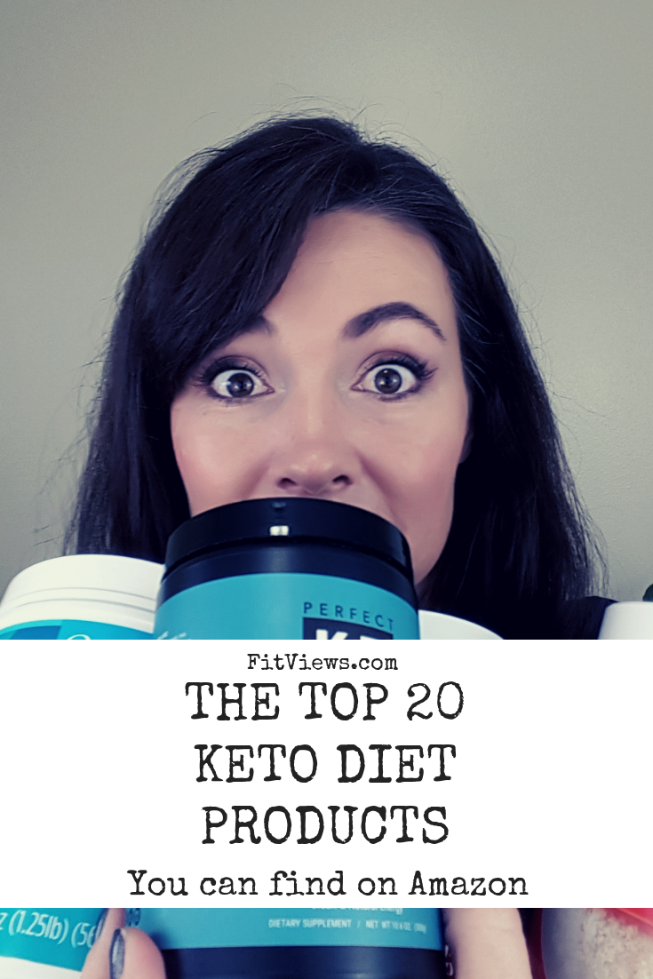 The Top 20 Keto Diet Products on Amazon