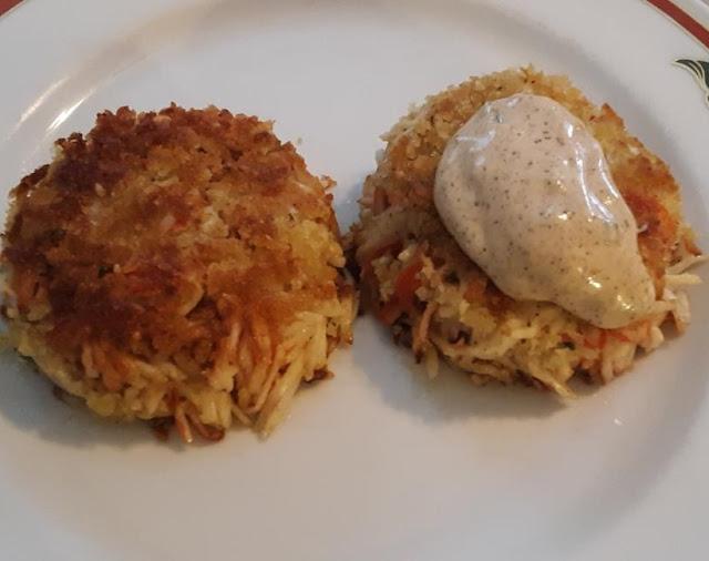 Delicious Crab Cakes Recipe