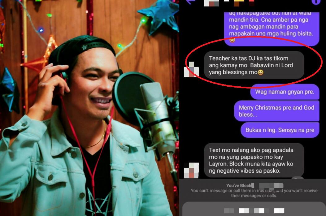 Binlock sa facebook ang Ninong na ito matapos hindi magbigay ng P1,000 sa pamangkin