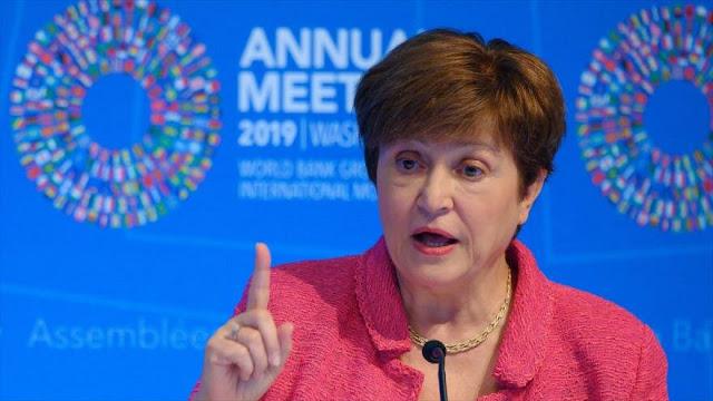 FMI alerta: Economía mundial bate récord de endeudamiento