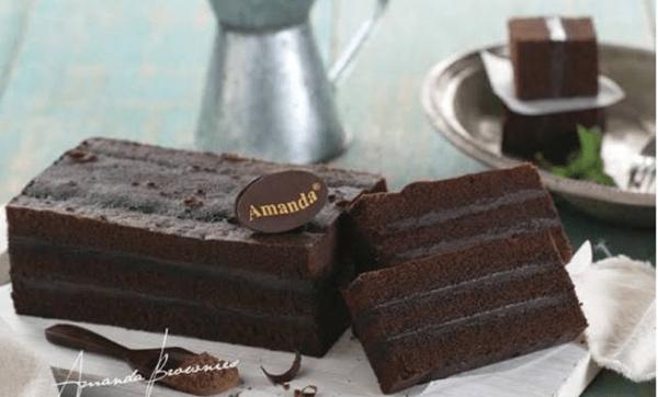 jenis brownies kukus amanda