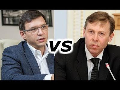 Соболев против Мураева: интервенция или гражданская война?