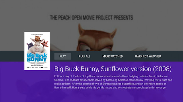 Download Vimu Media Player for TV apk for Android