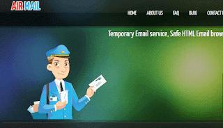 Get Air Mail