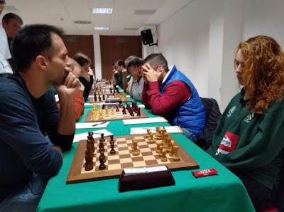 DH R.1 LA CRÓNICA (+2 partidas), Mislata Lanjarón Discema 2 - 6 Paterna. Ya dan miedo !
