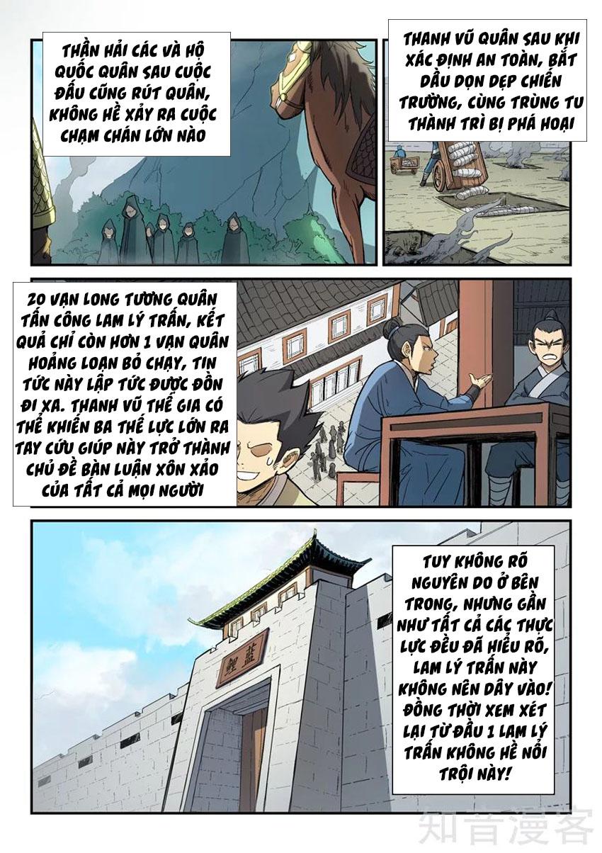 Tinh Võ Thần Quyết chap 278 - Trang 10