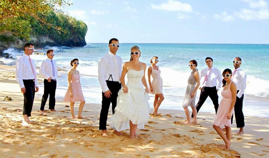 Ethnic Bride Series Destination St Lucia