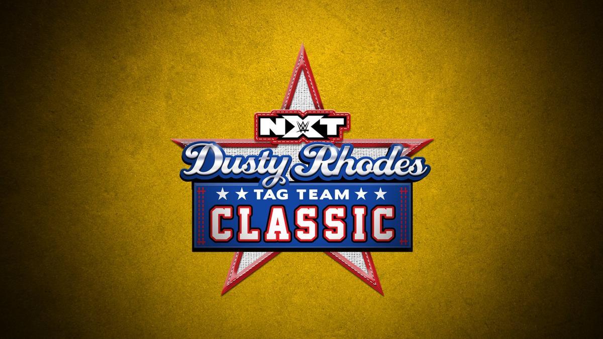 Dusty Rhodes Tag Team Classic também terá espaço no WWE 205 Live