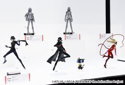 Nuevas figuras anime mostradas en la MegaHobby EXPO 2018 Autumn - Figma y Nendoroid