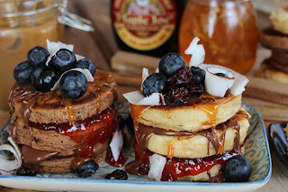 Pancakes saludables