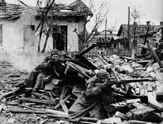 La sangrienta batalla de Stalingrado