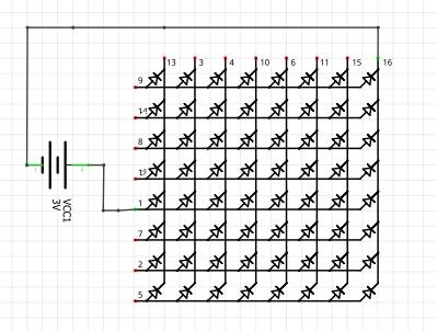 788bs Led Matrix