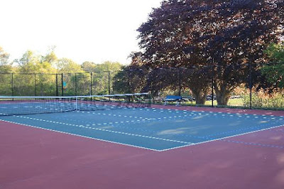 Seaview Tennis Courts Dennis