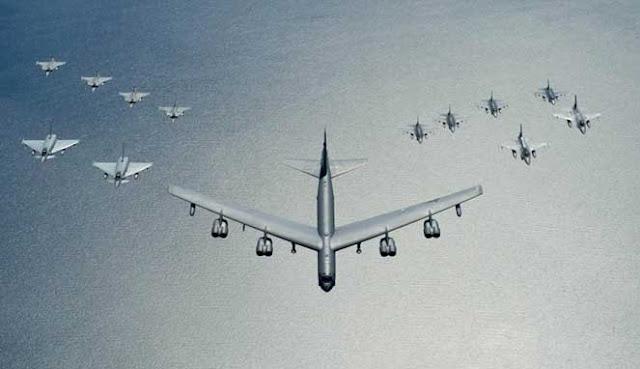 yakni pesawat tempur serbaguna yang sanggup  20 PESAWAT TEMPUR PALING MODERN ABAD INI