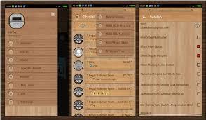 BBM Mod Original Wood