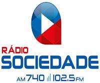 Rádio Sociedade AM e FM - Salvador/BA