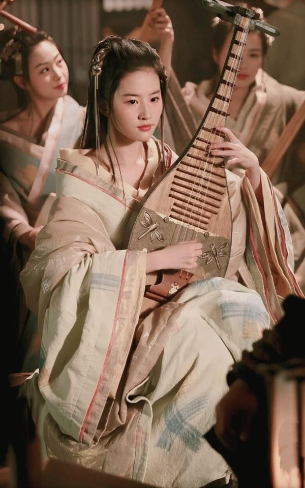 สนมหยูจี (Consort Yu: 虞姬)