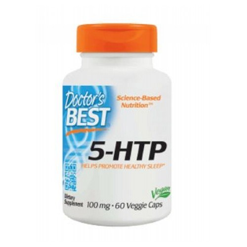 Best 5-HTP - 60 Vcaps by Doctors Best