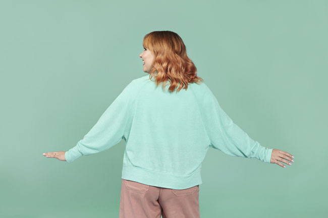 Bertha cardigan - Make It Simple - Tilly and the Buttons