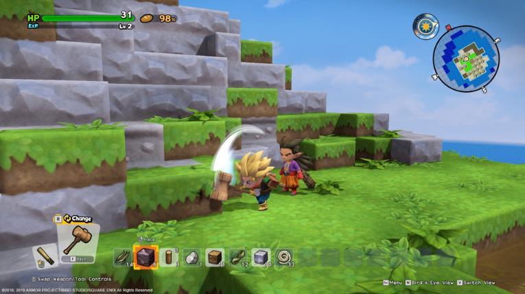 Dragon Quest Builders 2 pc full español