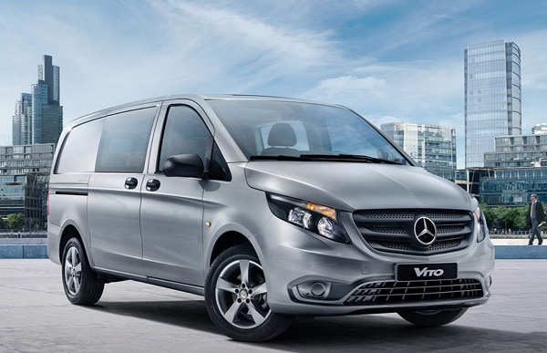 Mercedes Benz Vito Furgon 2020