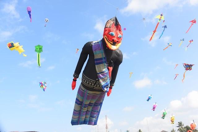 Emil : Pangandaran Internasional Kite Festival 2019 Bisa Tingkatkan Jumlah Wisatawan