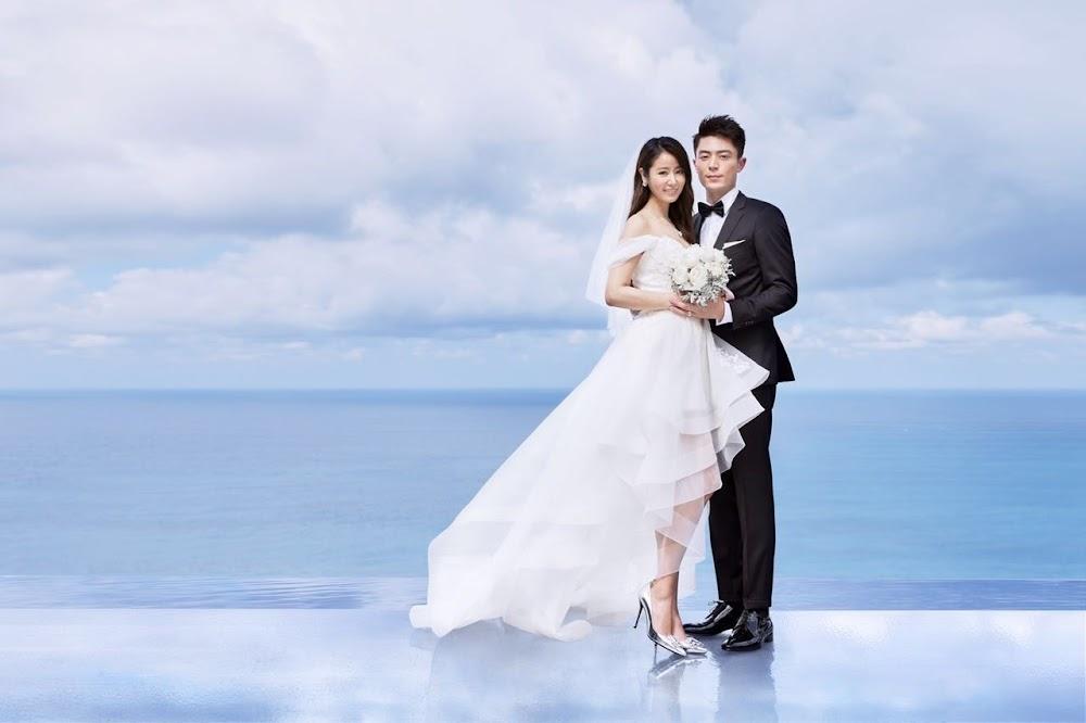 霍建華 林心如 婚禮 明星藝人結婚誓詞