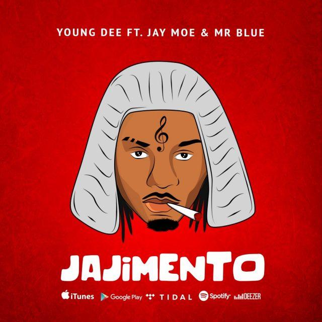 Audio Young Dee ft Jay Moe X Mr Blue - JAJI MENTO