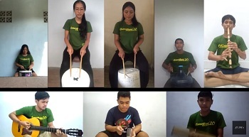 Bentuk Pertunjukan Musik Secara Virtual