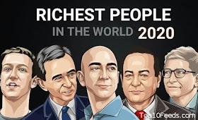 Who Is The Top 10 Richest People In World 2020
