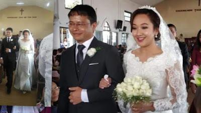 Mizo Celebs Wedding