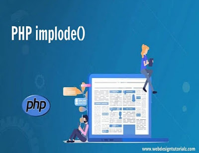 PHP implode() Function