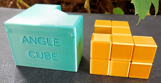 Angle Cube Pieces