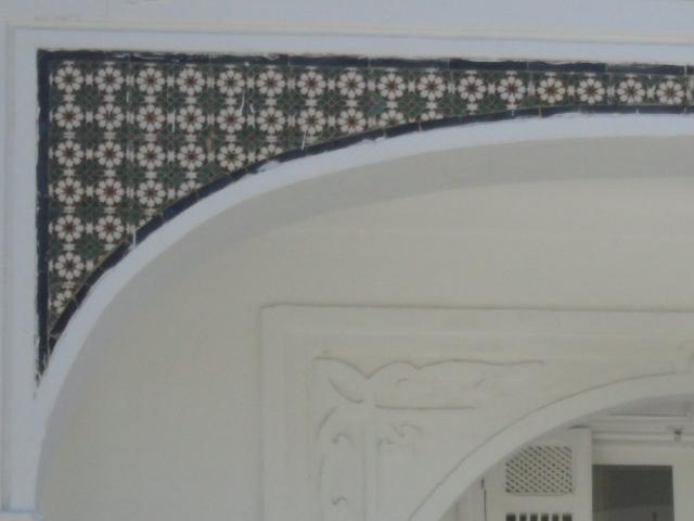 Tile Around Window Kitchen Backsplash