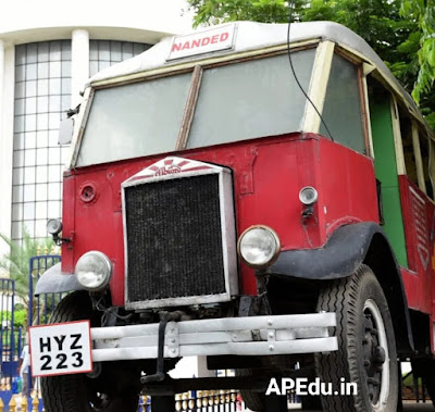 """Do you know why the letter """"Z"""" appears on the number plate of RTC buses in Telugu states?"""