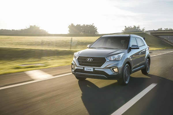Hyundai volta ao grupo das 4 maiores montadoras do Brasil