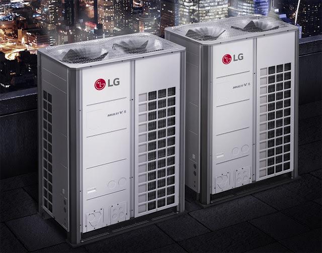 AC gedung LG