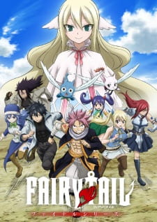 Fairy Tail: Final Series Opening/Ending Mp3 [Complete]