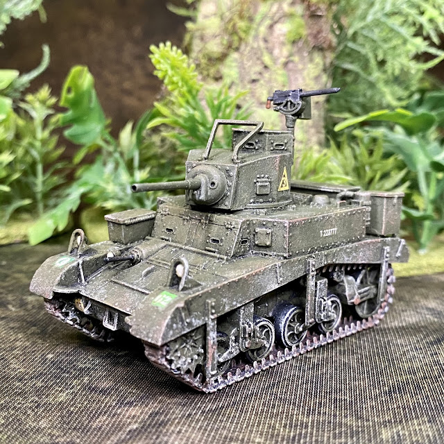28mm Bolt Action WW2  Miniatures: 7th (Queens Own) Hussars Burma