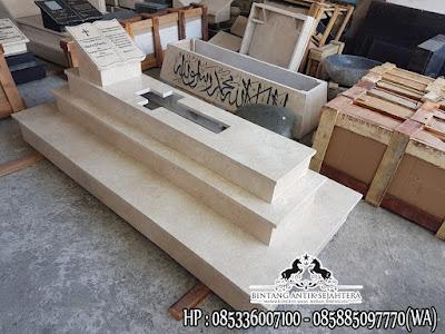 Model Kuburan Kristen Marmer, Makam Kristen Modern, Desain Makam Kristen Marmer